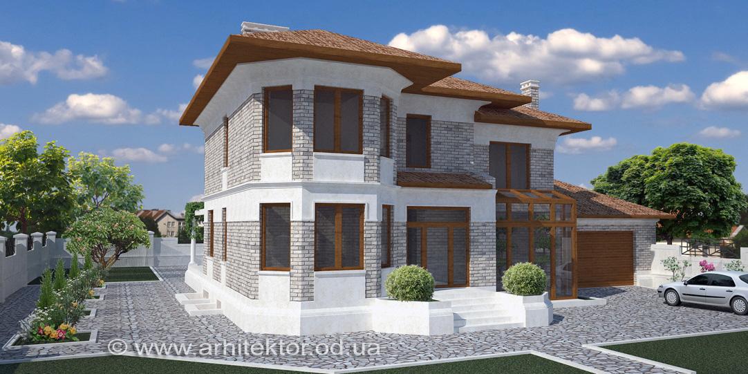 Жилой дом в Фонтанке проект
